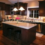 custom kitchen  grantie
